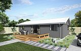 Lot 2 Golden Stairs Road, Paparoa (option 2)