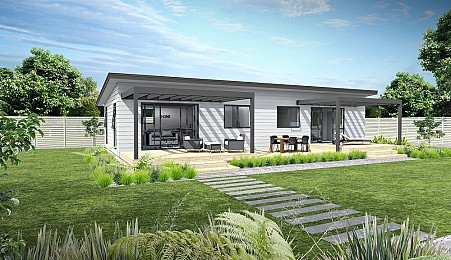 Kaikoura - First Choice 105 House for section